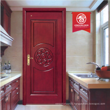 newly door silid wood firedproof fire resistant door on sale