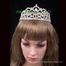 Factory Direct Tiara Crystal Crown strass Headwear