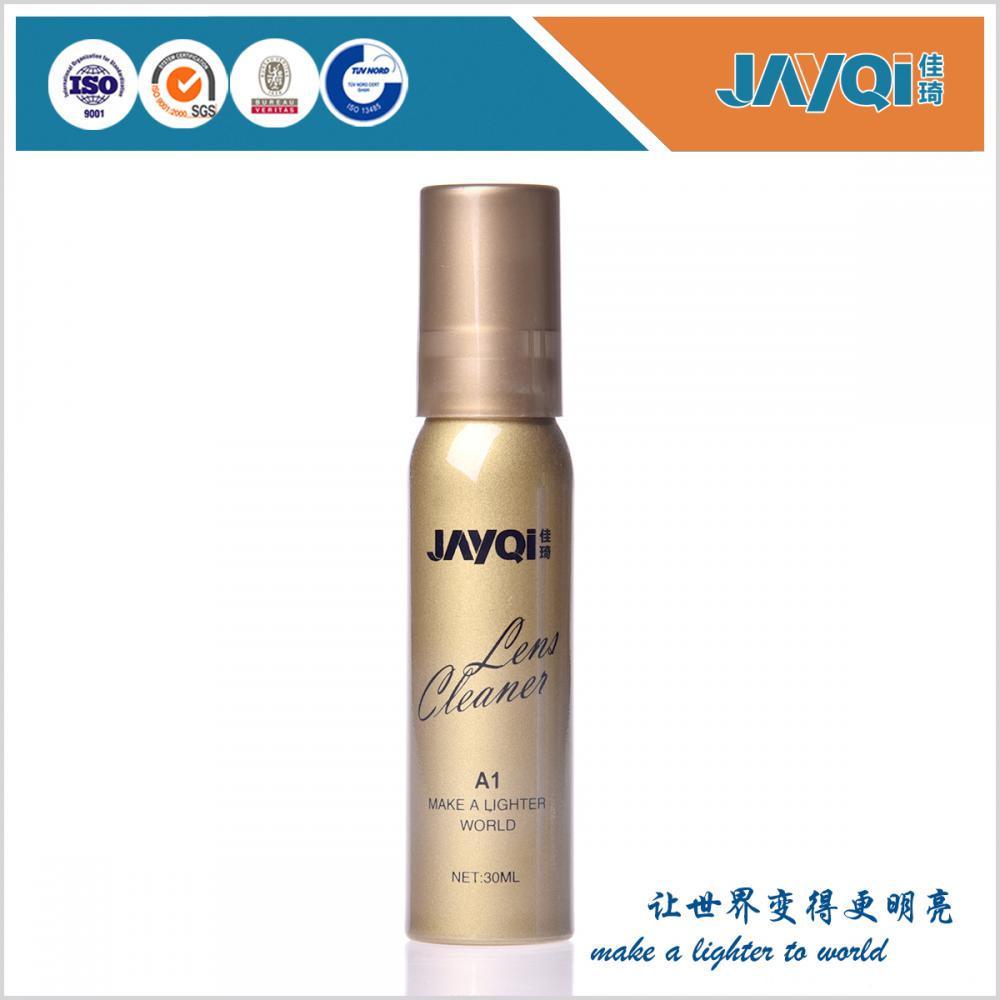 Spray Clean Lens
