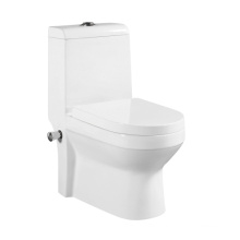 Ceramic One Piece Vagina Toilet Bidet