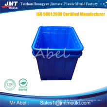 plastic injection mould for bucket