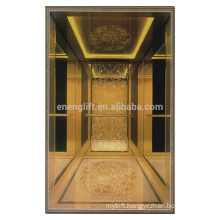 wholesale china import hairline stainless steel frame passenger elevator