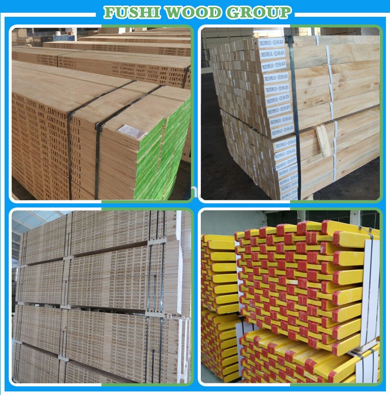 LVL Plywood Packing