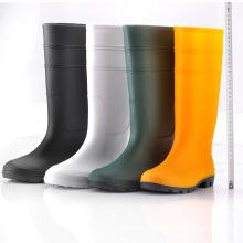 Natürliche Gummi-Gummistiefel, Gummi Gummistiefel, Regen Stiefel Vulkanisierer W-6036