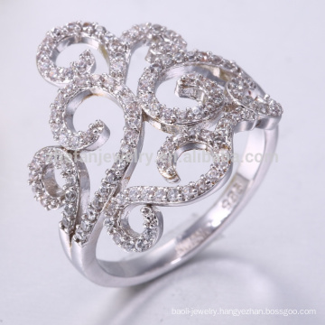 Moroccan Silver Ring Jewelry silver 925 ring