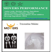 Alimentation d'usine Nutrition sportive Tricreatine Malate Creatine Series