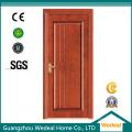 Изготовление на заводе высококачественных деревянных пластиковых композитных дверей