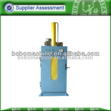 Hydraulic baler press machine for oil drums