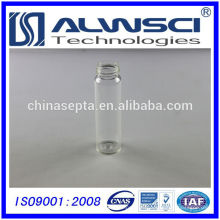 40МЛ очистить хранилище пробирка стеклянная Пробирка с 24-400 крышками PP
