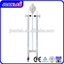 JOAN Physics Educational Experiments 60ml Hoffman Electrolysis Apparatus