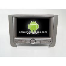 Четырехъядерный!автомобильный DVD с зеркальная связь/видеорегистратор/ТМЗ/obd2 для 7inch сенсорный экран четырехъядерный процессор андроид 4.4 системы Санг Йонг Рекстон