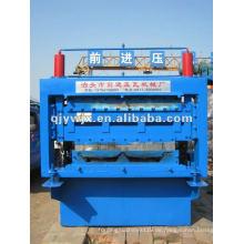 neues Design für JCH Blechdachmaschine