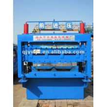 novo design para máquina de fabricação de folha de coberturas metálicas JCH