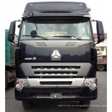 Caminhão da cabeça do trator de HOWO Sinotruk A7 420HP