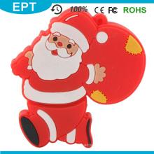 Веселый рождественский подарок отцу USB для подарка (EP078)