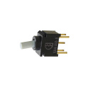 Interrupteurs à bascule ultra miniatures imperméables de longue durée