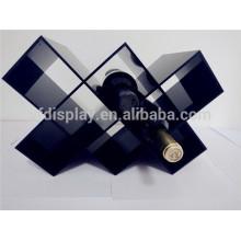 Support de vin acrylique / affichage acrylique