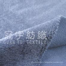 Short Pile Velvet Polyester Fabric for Home Textile