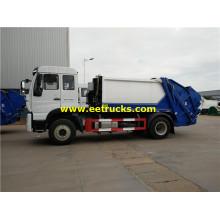 SINOTRUK 10ton Compress Waste Trucks