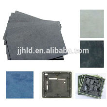 Composite material for fixture
