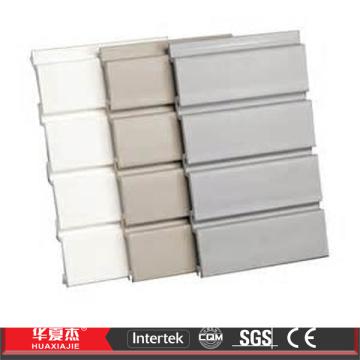 PVC Plastic Slatwall Panels