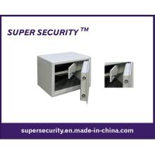 Seguridad efectivo caja fuerte con cerradura (SYS14)