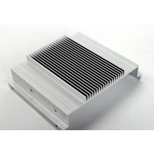 Мануфактурного делают алюминиевый радиатор