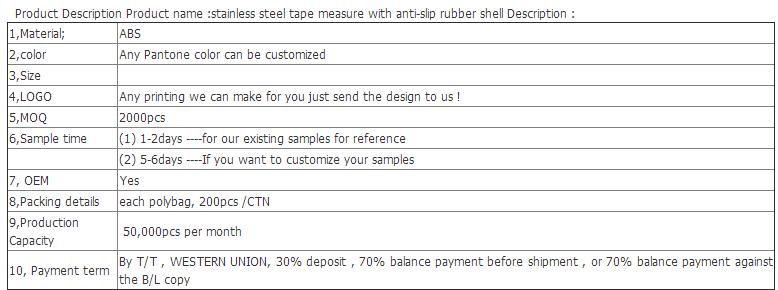 measuring tape details