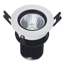 Downlight de l'intense luminosité LED de plafonnier de l'ÉPI LED 9W