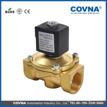 2/2 direct lifting diaphragm NC brass valve, DC12V,24V,36V AC24V,120V,240V/60Hz; 110V,220V/50Hz solenoid valve
