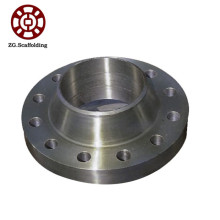 Pump pipe elbow welded flange
