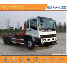 Japan technology 6x4 16CBM arm type garbage truck