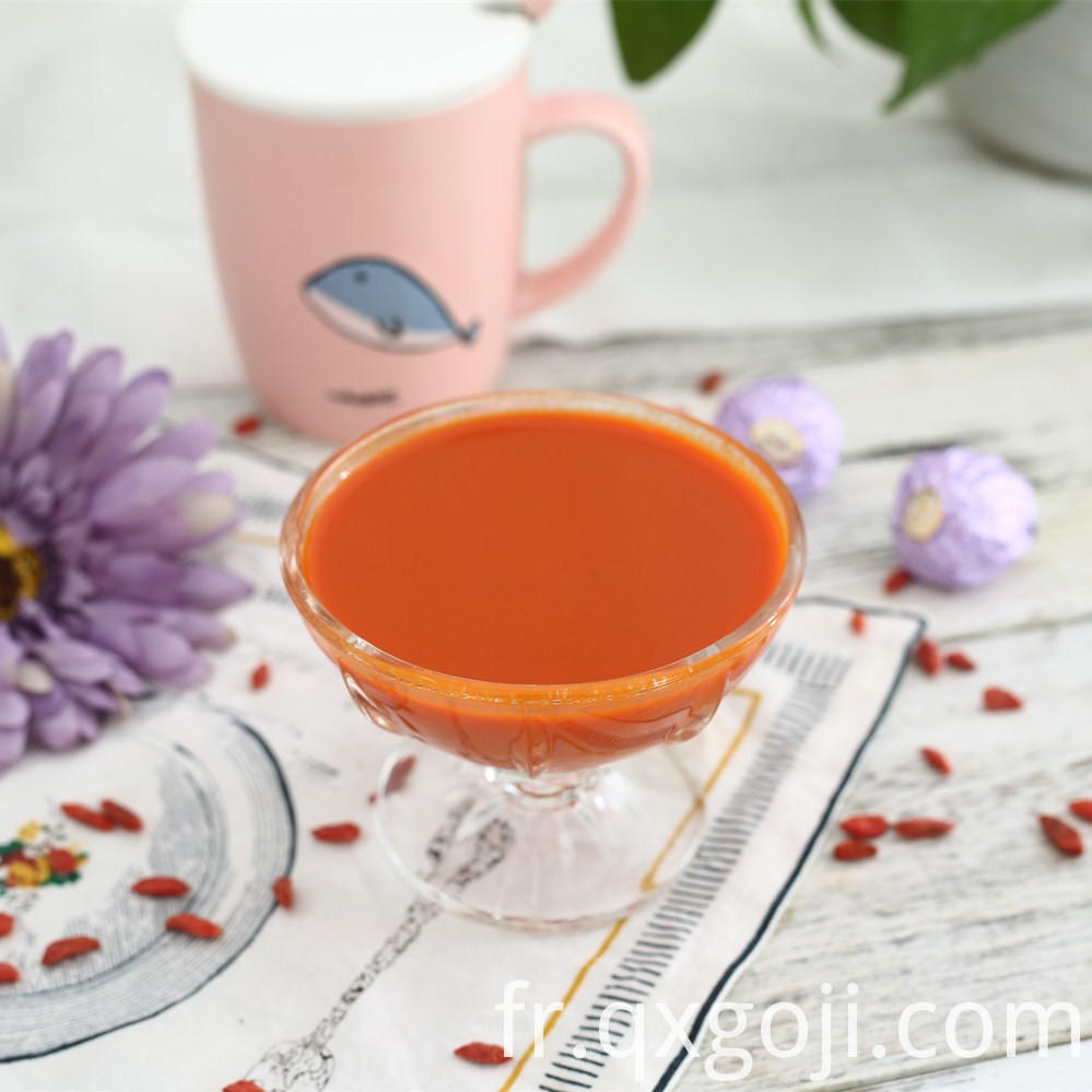 Cheap Price Goji Berry Juice