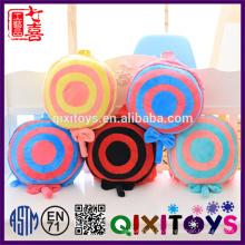Professionelle Produktion Großhandel kreative Süßigkeiten Spielzeug Design Plüsch Rucksack für Kinder