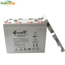 Rechargeable Agm deep cycle 12v 200ah 250ah gel solar battery