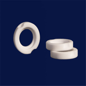 Zirconia+Al2O3+Ceramic+Seal+Ring+Ceramic+Insulator+Ring