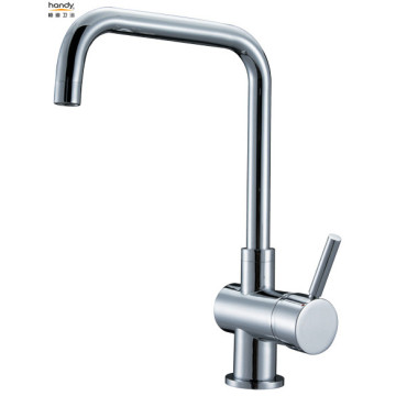 Brass Kitchen Spout 360 Degree Turn Mixer
