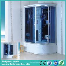 Cabina caliente de la ducha del vapor de las ventas 2014 con el sistema del masaje (LTS-2186)