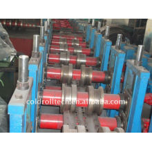 Columna de columna de acero vertical que forma la máquina