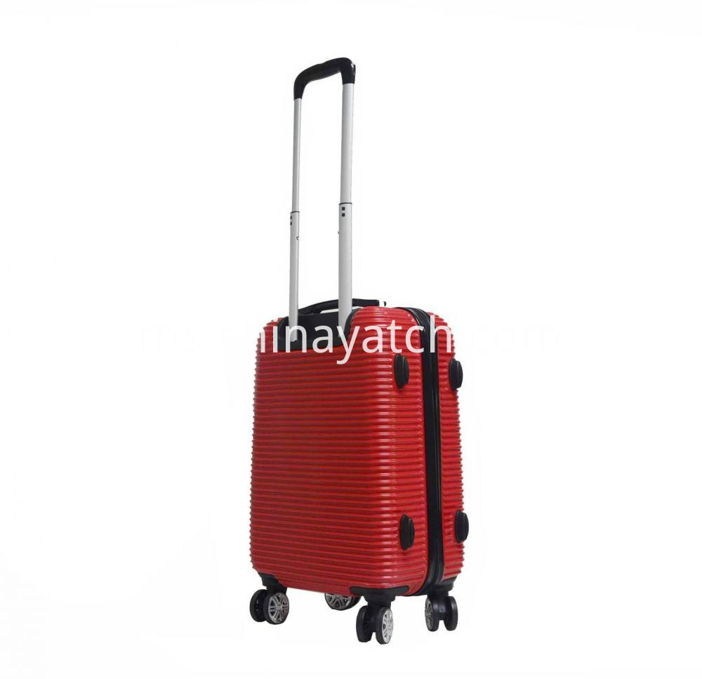 Pc Spinner Luggage Set
