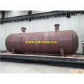 Horizontal 35ton Mounded LPG Vessels