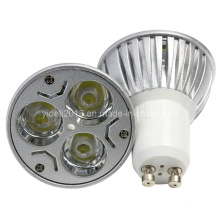 New Dimmable 3*3W LED Bulb GU10 Spotlight Ceiling Lampen