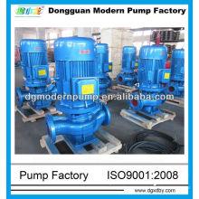 ISG series vertical inline pipeline pumps