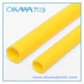Tubo ondulado de PVC para cabo de proteção