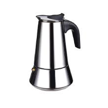 Cafetera espresso profesional de acero inoxidable Italia