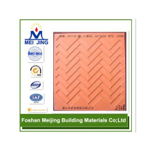 high quality square grid plastic injection mold association for paving mosaic tile