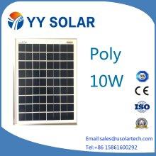 Aparência de beleza 10W 20W Painel solar para eletrodomésticos