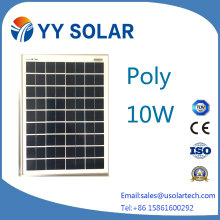 Portable Mini 10W 12W 15W Solar Panel for Home System