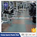 China Factory Wholesale Anti-slip Eco-friendly Croosfit Rubber Flooring/Rubber Gym Flooring
