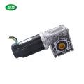 Motor da engrenagem de sem-fim de 24v 400w dc